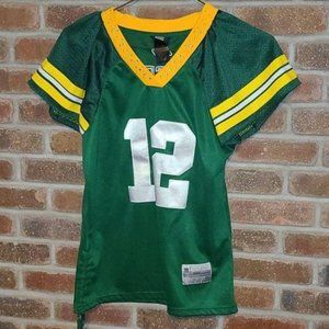 Green Bay Packers Rodgers Reebok Jersey